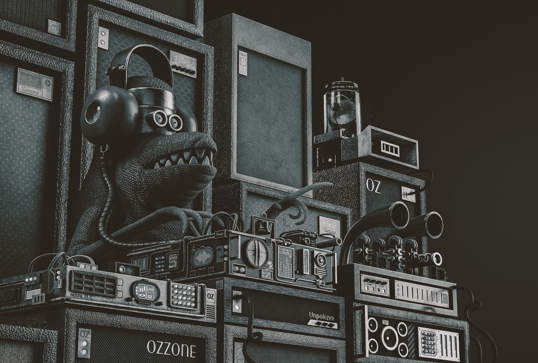 DJ Electro Lizard WORKFLOW ES