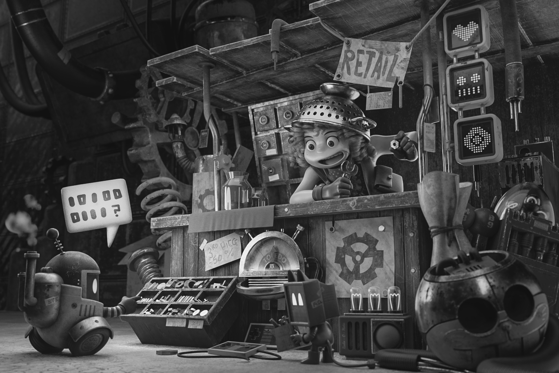 The Junk Shop WORKFLOW EN