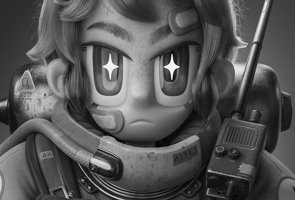 Menu Image Space Cadet