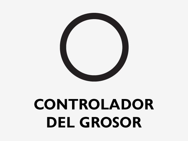 Controlador Grosor