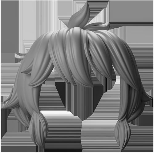 Hair Mesh